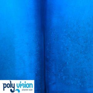 Renovatie glijvlak polyester waterglijbaan/osmosebehandeling - zwembad Netepark in Herentals (België), polyester reparatie, renovatie, onderhoud, polyester herstel, coating
