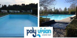 zwembadrenovatie polyester