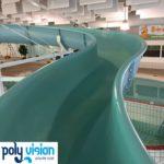 onderhoud polyester waterglijbaan