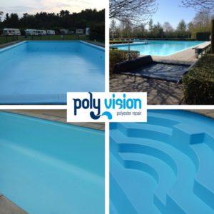 zwembadrenovatie, zwembad renovatie polyester