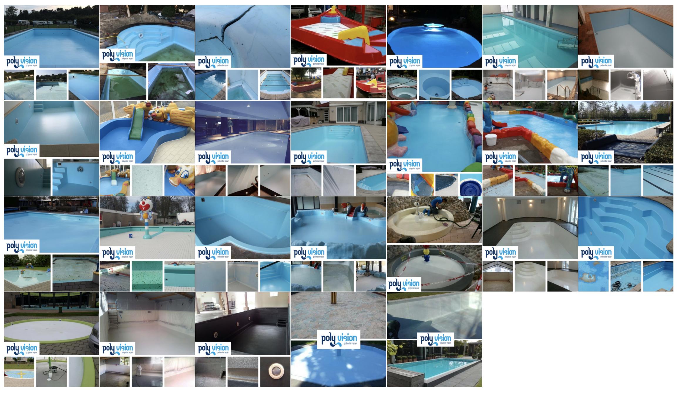 zwembadrenovatie, zwembadcoating