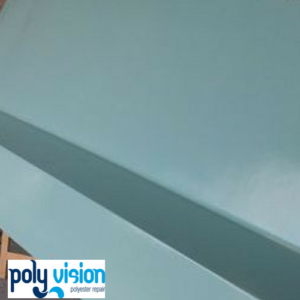 Polyester reparatie boeiboorden/boeidelen