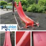 polyester reparatie speeltoestel