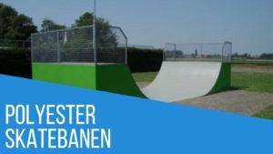 polyester reparatie skatebanen