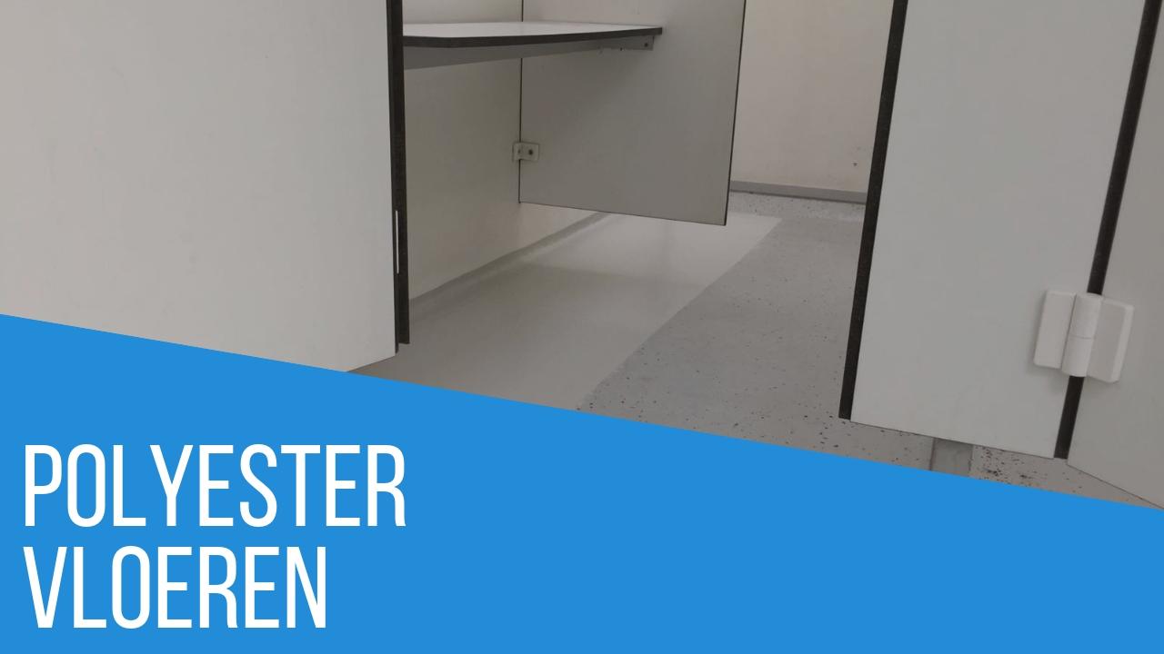 polyester reparatie vloeren