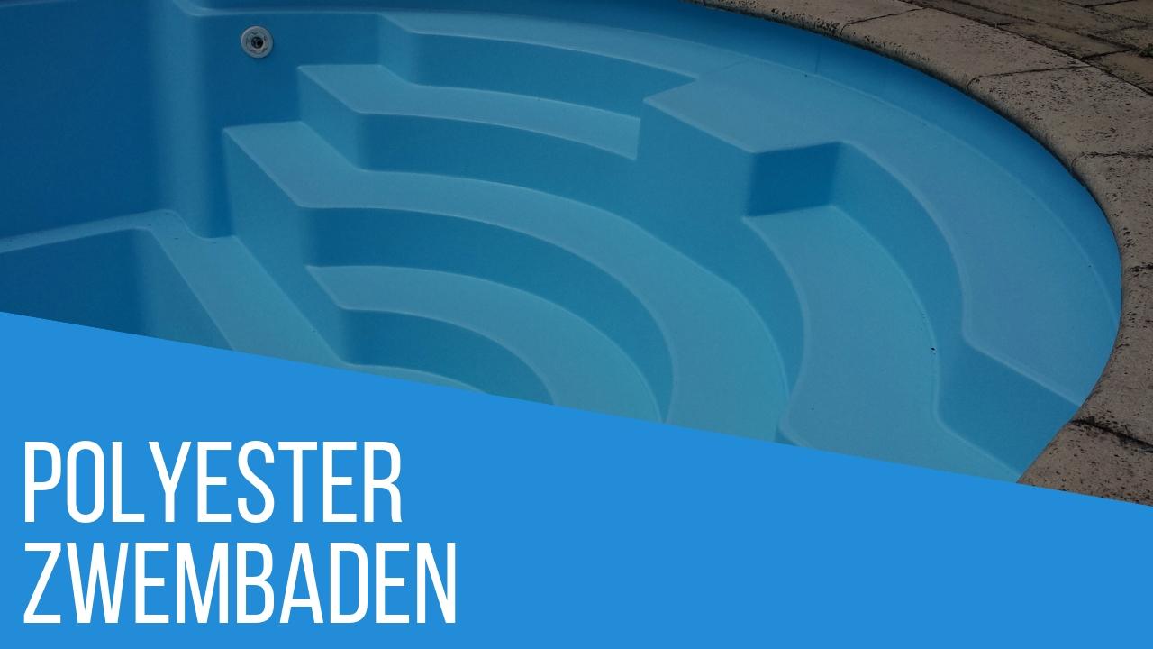polyester reparatie zwembaden