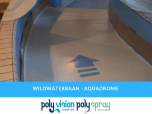coaten wildwaterbaan, coating wildwaterbaan