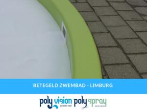 renovatie/coating betegeld zwembad