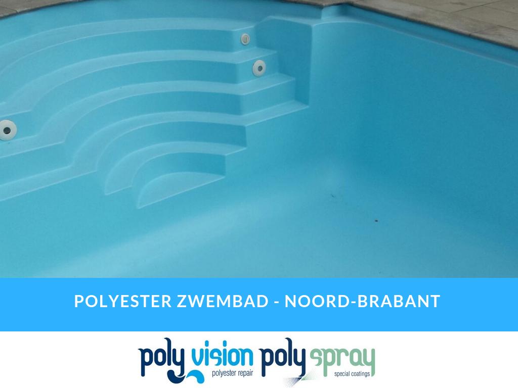 zwembad reparatie, zwembad renovatie met waterdichte zwembadcoating