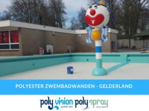 renovatie/coating polyester zwembadwanden